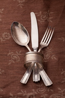 Toned Silverware