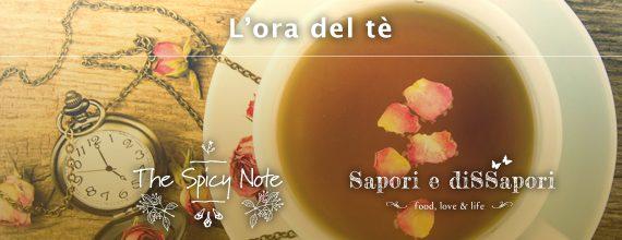 Logo l'ora del Tè