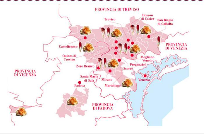 La strada del Radicchio Rosso di Treviso 1