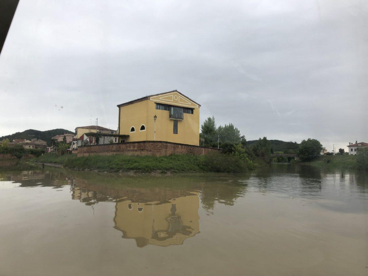 Experience tour - la navigazione fluviale verso il Castello del Catajo 8