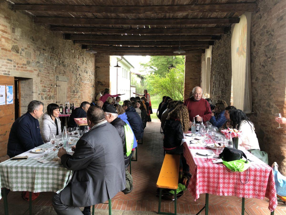 Experience tour - la navigazione fluviale verso il Castello del Catajo 13