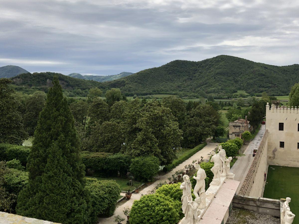 Experience tour - la navigazione fluviale verso il Castello del Catajo 16