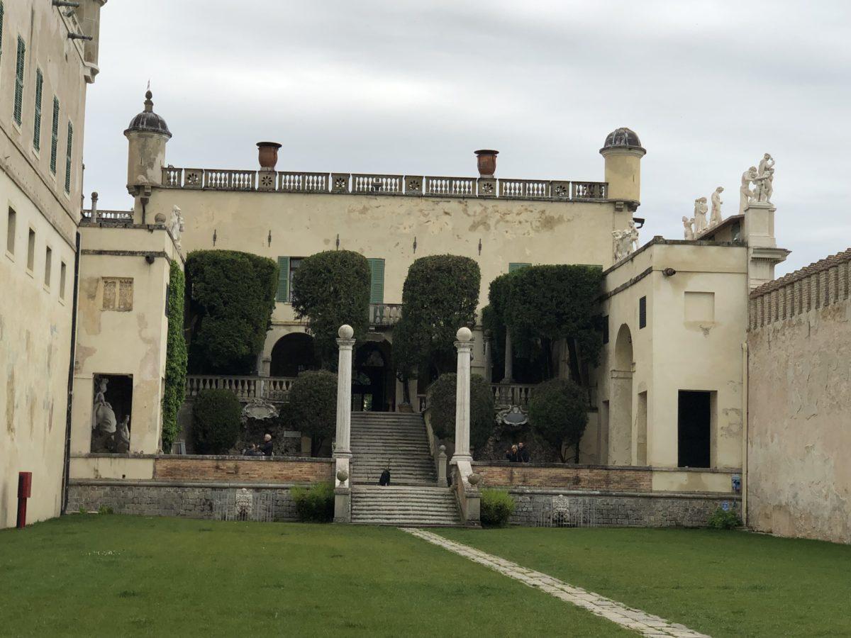 Experience tour - la navigazione fluviale verso il Castello del Catajo 15