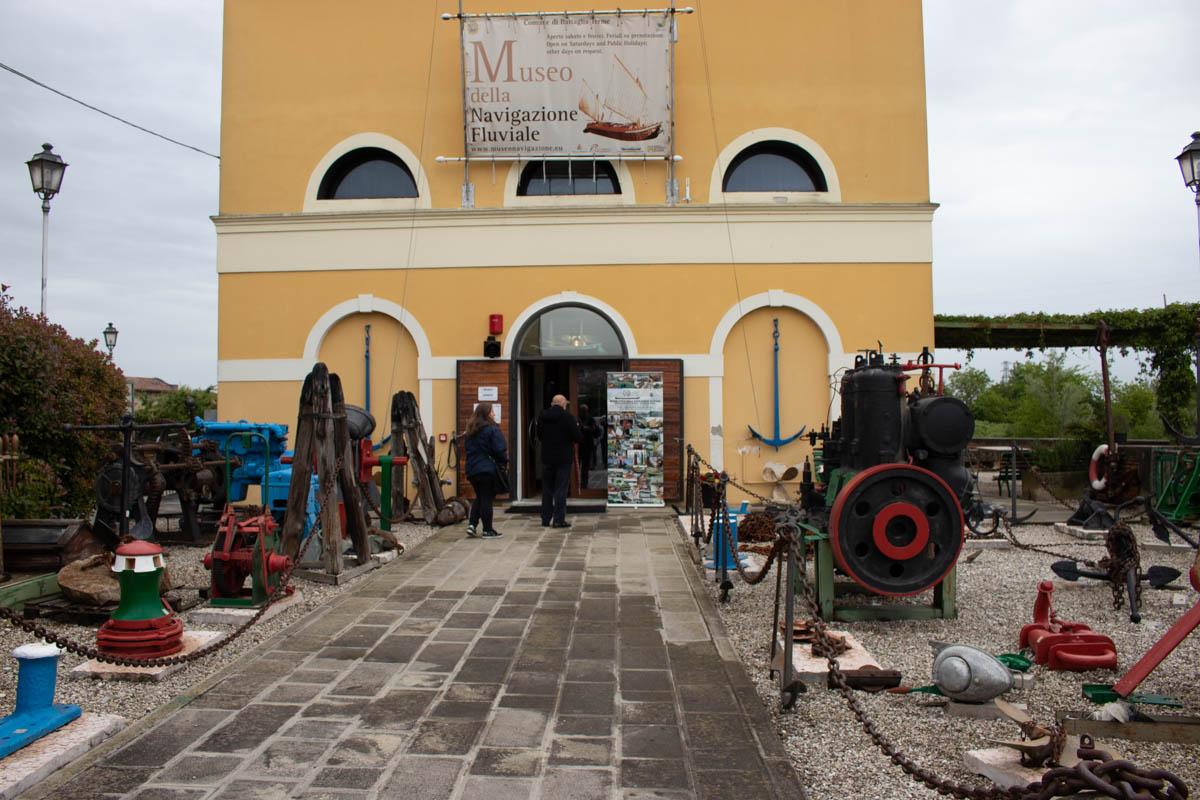 Experience tour - la navigazione fluviale verso il Castello del Catajo 10