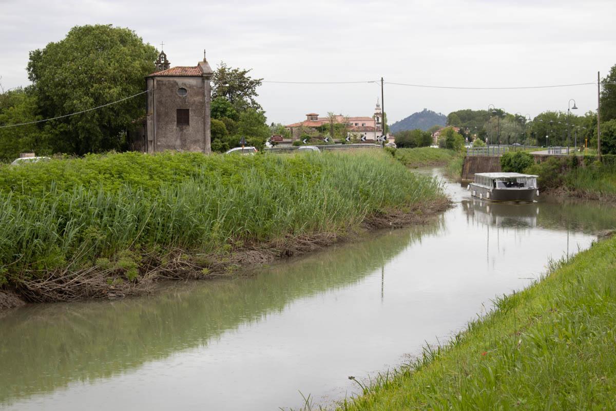Experience tour - la navigazione fluviale verso il Castello del Catajo 3